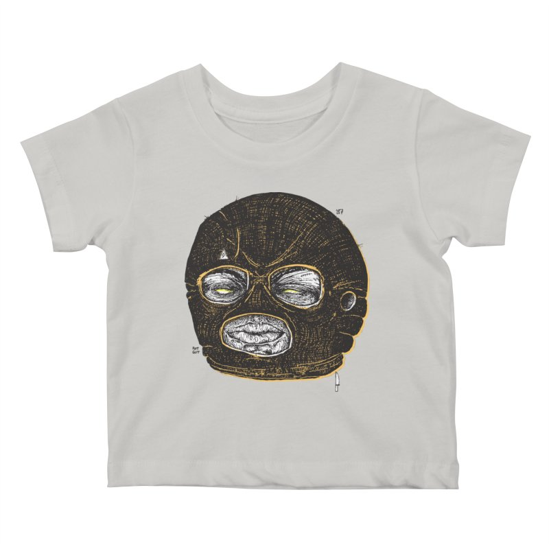 Rotgut Kids Baby T-Shirt by Garrett Shane Bryant