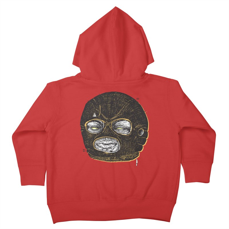Rotgut Kids Toddler Zip-Up Hoody by Garrett Shane Bryant
