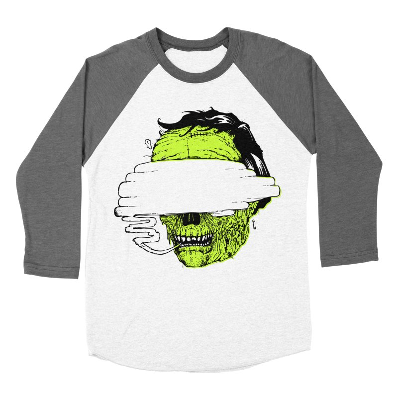 Speeeeeak Women's Longsleeve T-Shirt by Garrett Shane Bryant