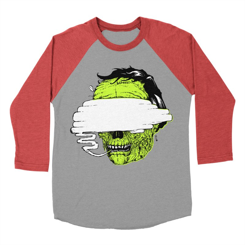 Speeeeeak Men's Longsleeve T-Shirt by Garrett Shane Bryant