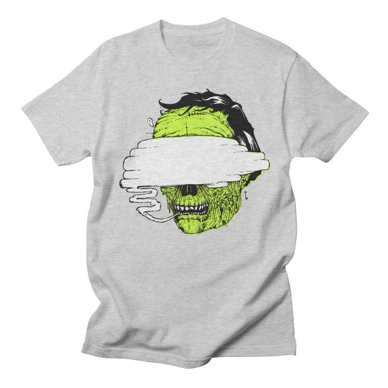 Speeeeeak Men's Regular T-Shirt by Garrett Shane Bryant