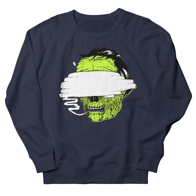 Speeeeeak Women's French Terry Sweatshirt by Garrett Shane Bryant