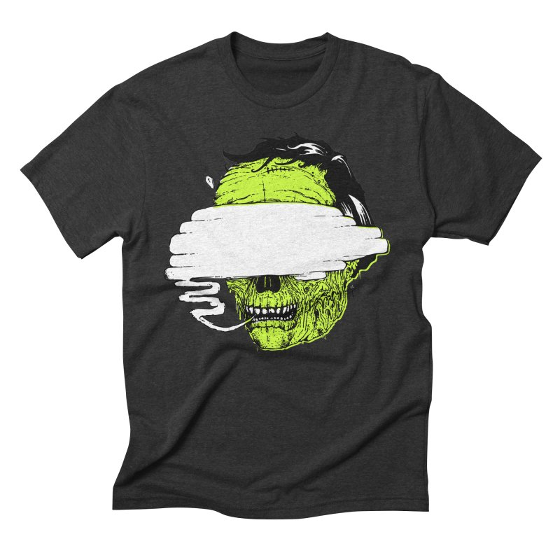 Speeeeeak Men's Triblend T-Shirt by Garrett Shane Bryant