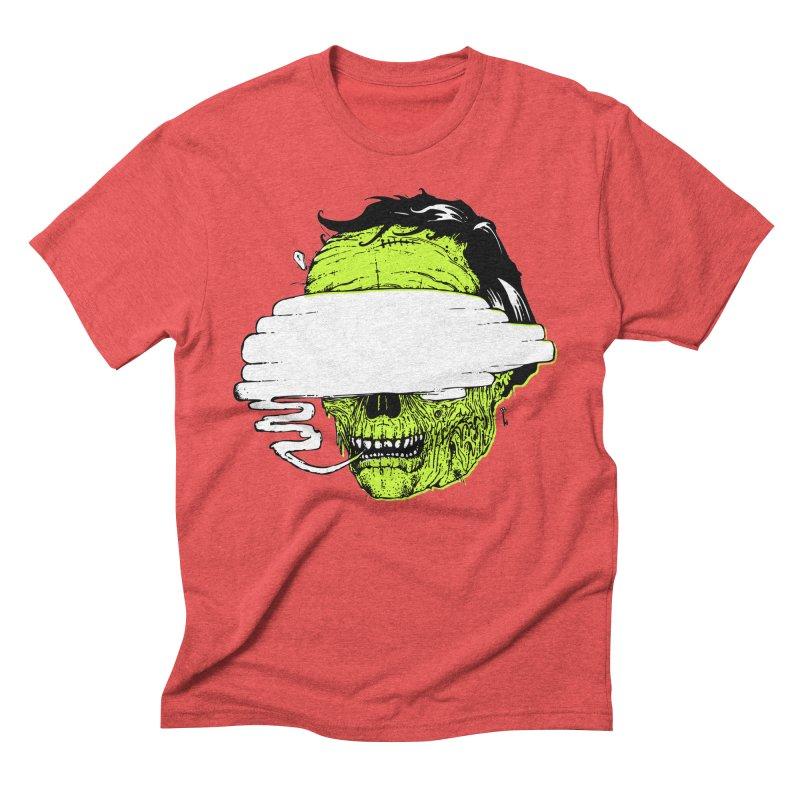 Speeeeeak Men's Triblend T-Shirt by Garrett Shane Bryant