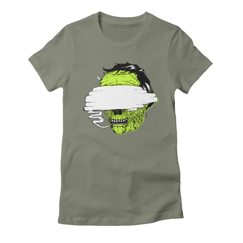Speeeeeak Women's T-Shirt by Garrett Shane Bryant