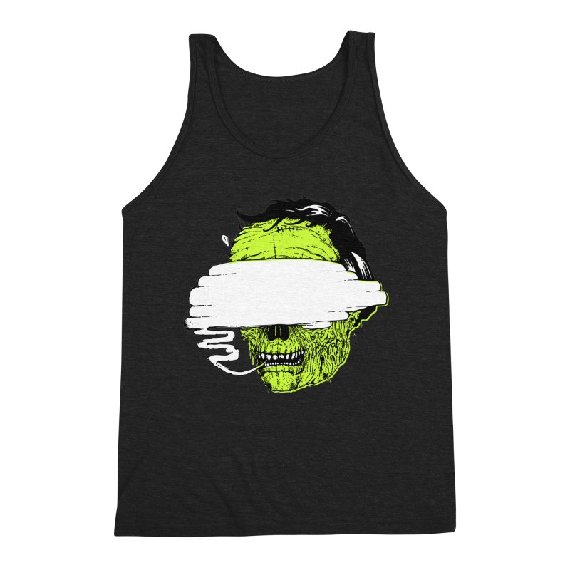 Speeeeeak Men's Tank by Garrett Shane Bryant