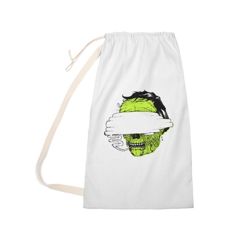 Speeeeeak Accessories Bag by Garrett Shane Bryant