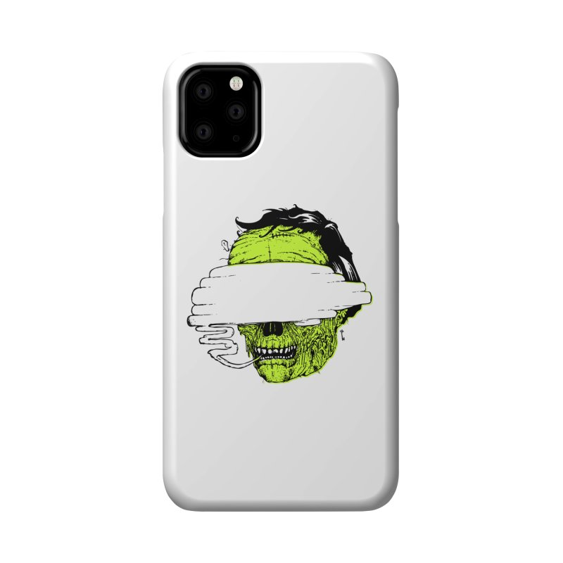 Speeeeeak Accessories Phone Case by Garrett Shane Bryant