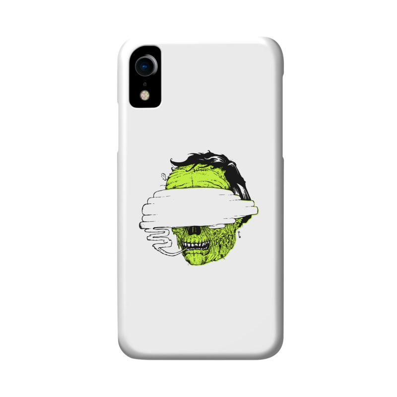 Speeeeeak Accessories Phone Case by Garrett Shane Bryant