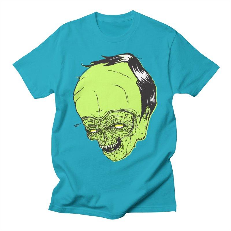 Swingset Creeper Men's T-Shirt by Garrett Shane Bryant
