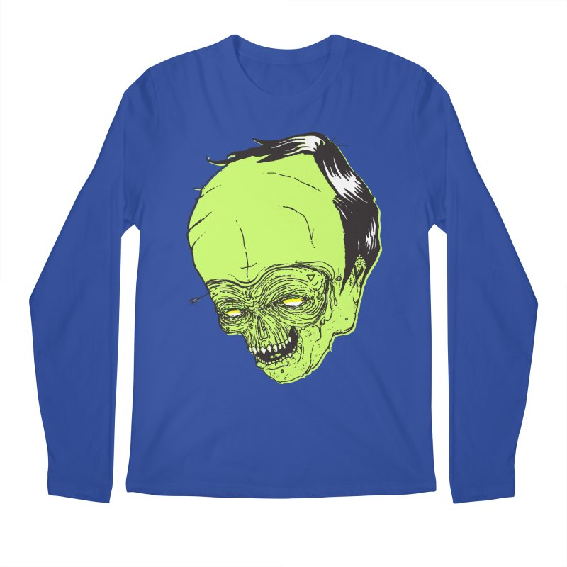Swingset Creeper Men's Regular Longsleeve T-Shirt by Garrett Shane Bryant