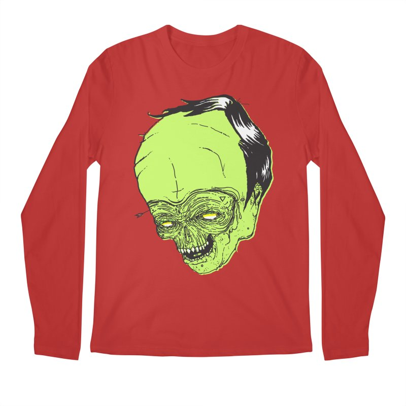Swingset Creeper Men's Longsleeve T-Shirt by Garrett Shane Bryant