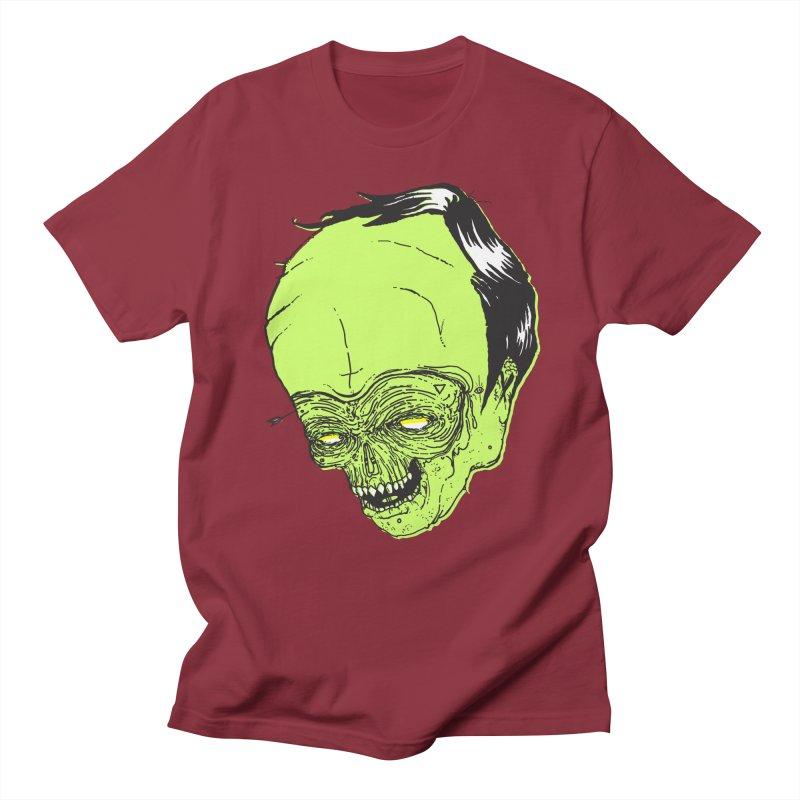 Swingset Creeper Men's Regular T-Shirt by Garrett Shane Bryant