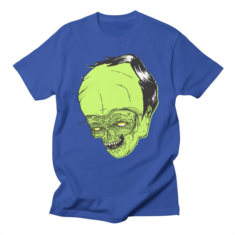 Swingset Creeper Men's Regular T-Shirt by Garrett Shane Bryant