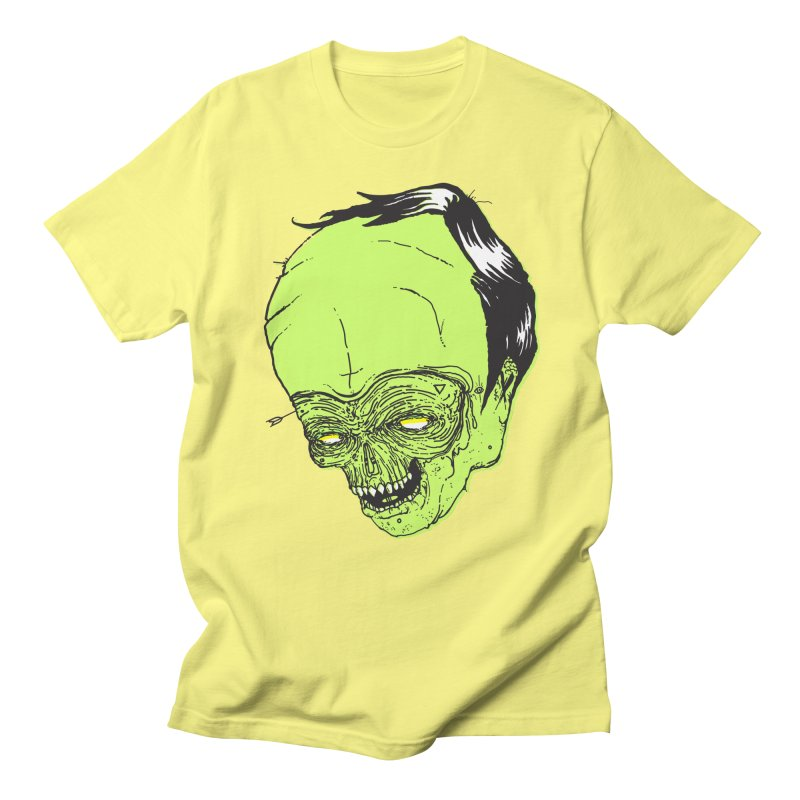Swingset Creeper Men's T-Shirt by Garrett Shane Bryant