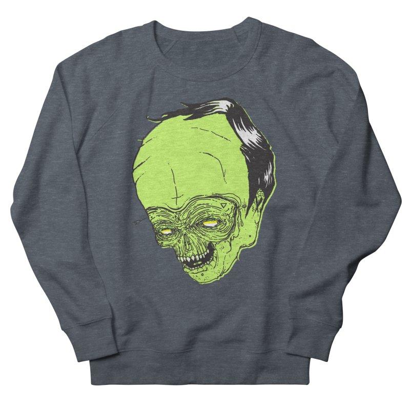 Swingset Creeper Women's French Terry Sweatshirt by Garrett Shane Bryant