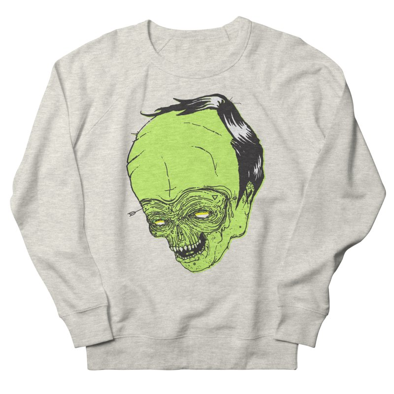Swingset Creeper Women's Sweatshirt by Garrett Shane Bryant