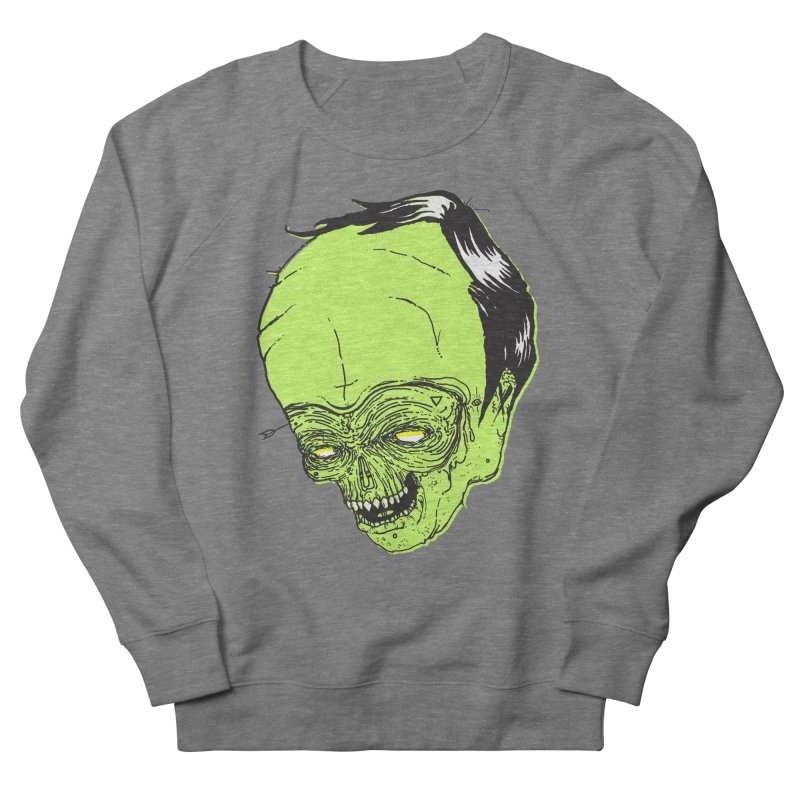 Swingset Creeper Men's Sweatshirt by Garrett Shane Bryant