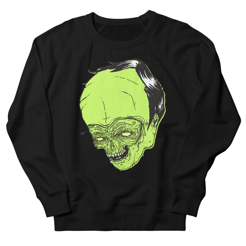 Swingset Creeper Men's Sweatshirt by Garrett Shane Bryant