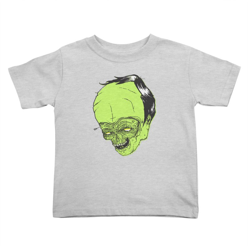 Swingset Creeper Kids Toddler T-Shirt by Garrett Shane Bryant