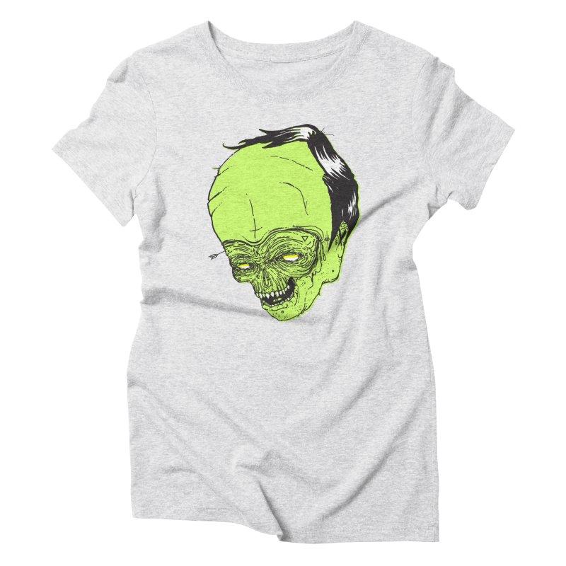 Swingset Creeper Women's T-Shirt by Garrett Shane Bryant