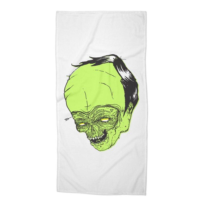 Swingset Creeper Accessories Beach Towel by Garrett Shane Bryant
