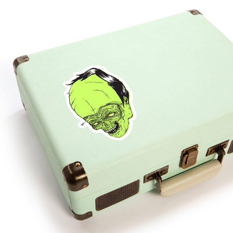 Swingset Creeper Accessories Sticker by Garrett Shane Bryant
