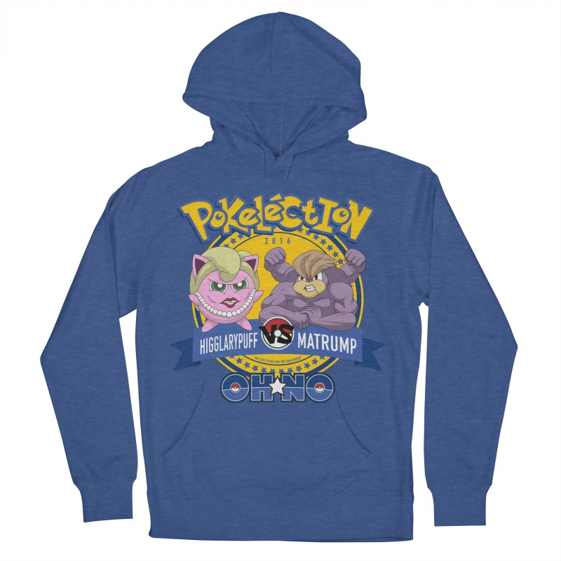 Pokelection OH NO! Men's Pullover Hoody by GabachoTrece's Artist Shop
