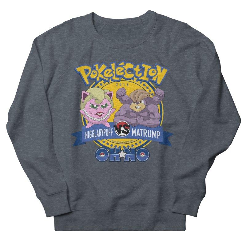 Pokelection OH NO! Men's Sweatshirt by GabachoTrece's Artist Shop
