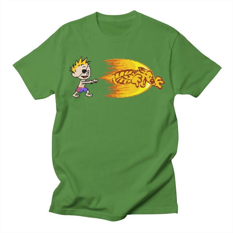 Tigershot Men's T-shirt by GabachoTrece's Artist Shop