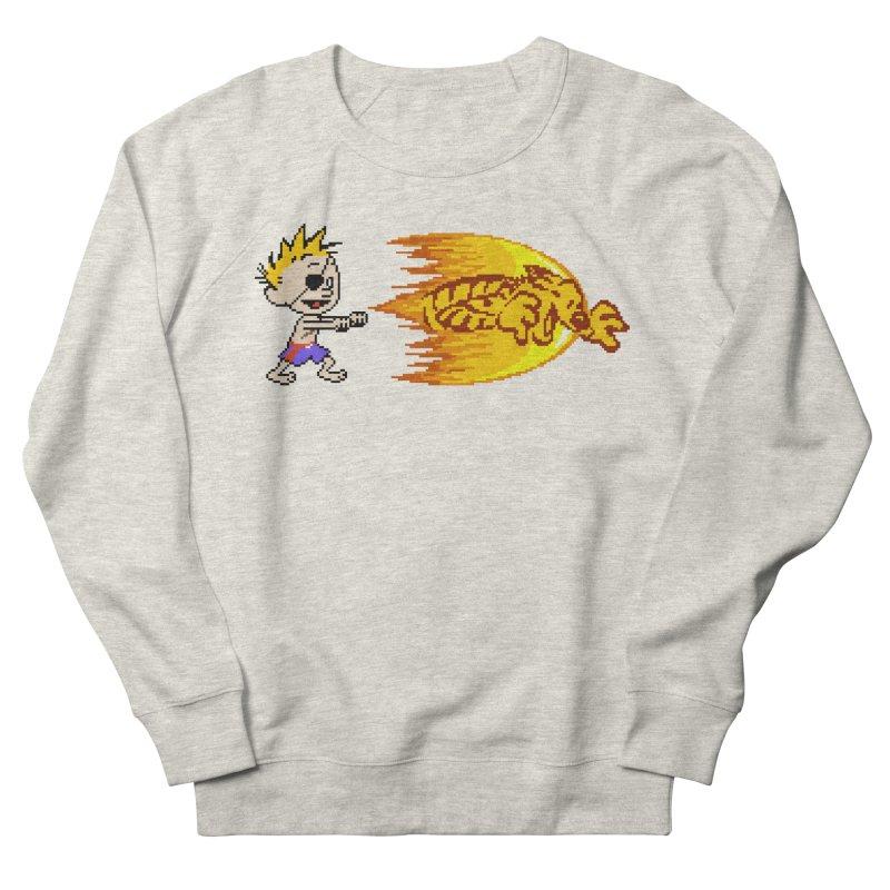 Tigershot Men's Sweatshirt by GabachoTrece's Artist Shop