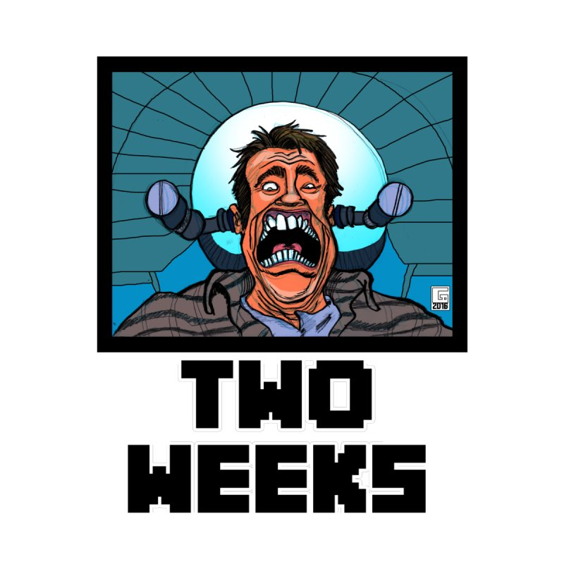 Two Weeks   by Gabe Ostley's Artist Shop