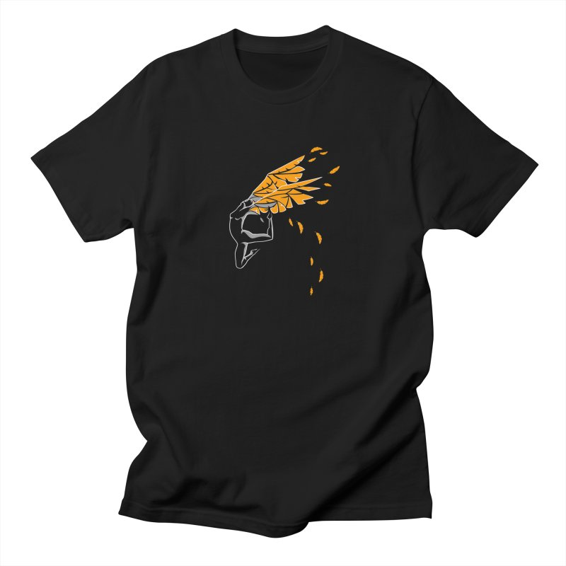 Dance & fly Men's T-Shirt by Amit's Artist Shop