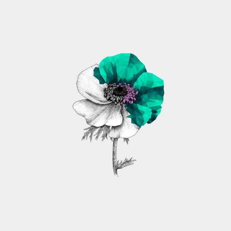 Poppy - Half & Half by Amit's Artist Shop