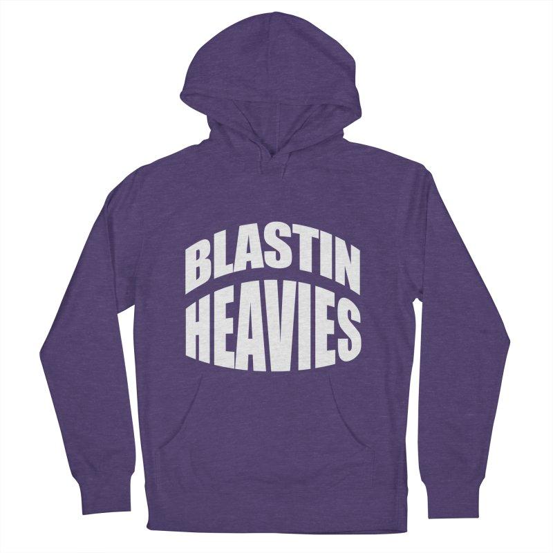 BLASTIN HEAVIES Original Women's Pullover Hoody by Gamble's Artist Shop