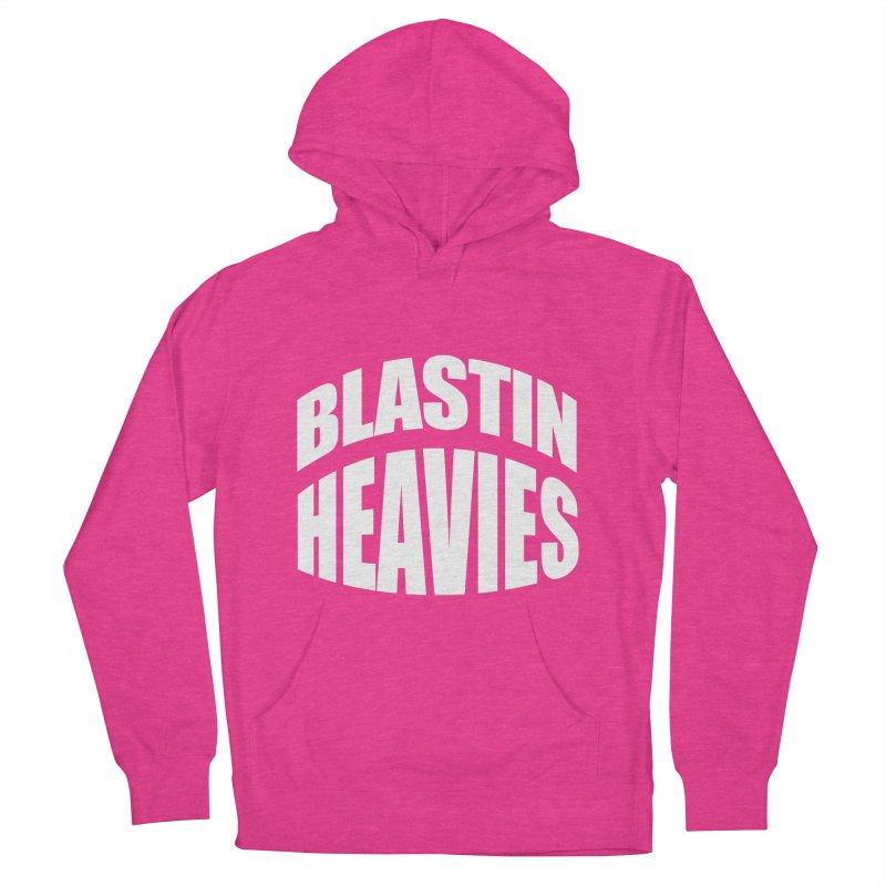 BLASTIN HEAVIES Original Men's Pullover Hoody by Gamble's Artist Shop