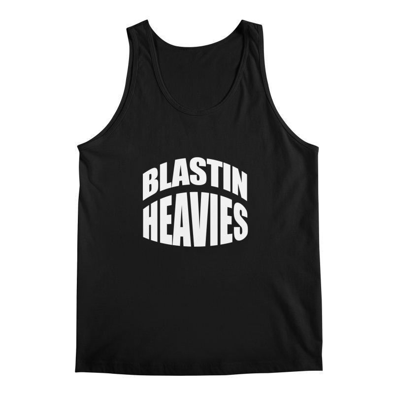 BLASTIN HEAVIES Original Men's Tank by Gamble's Artist Shop