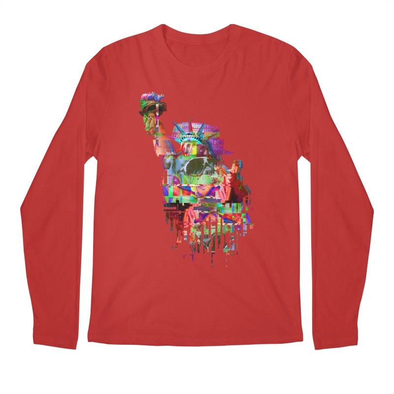 Understanding Liberty Men's Longsleeve T-Shirt by Gamble's Artist Shop