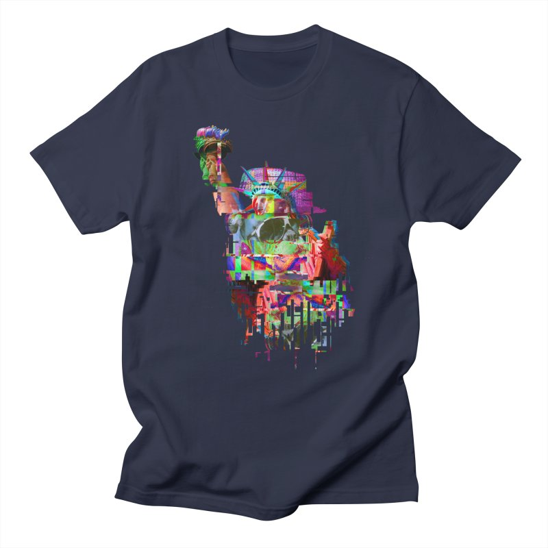 Understanding Liberty Women's Unisex T-Shirt by Gamble's Artist Shop