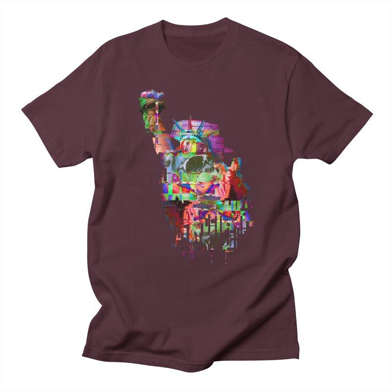 Understanding Liberty Men's T-Shirt by Gamble's Artist Shop