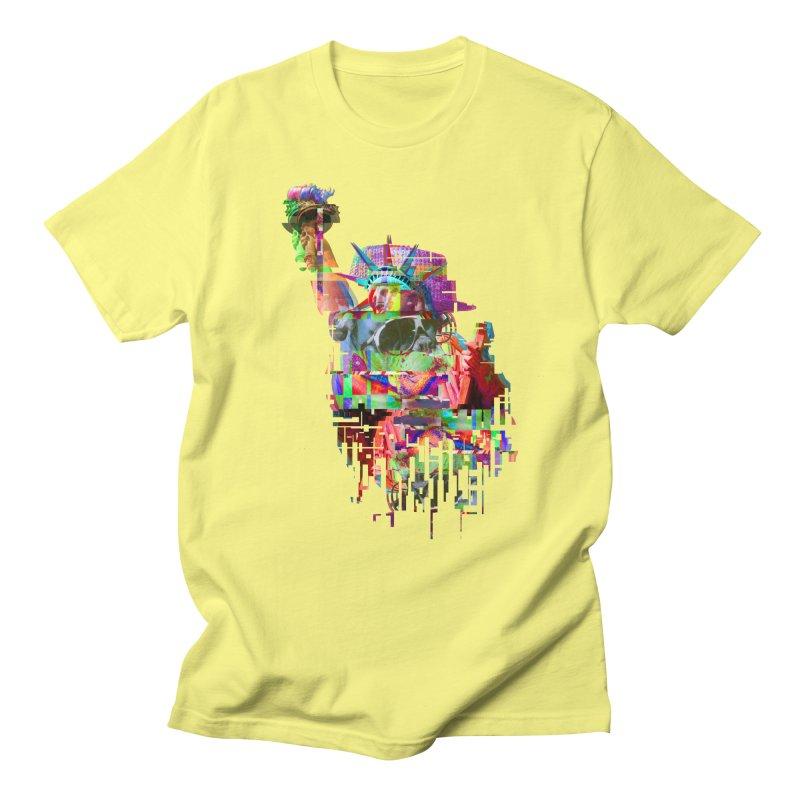 Understanding Liberty Women's Regular Unisex T-Shirt by Gamble's Artist Shop