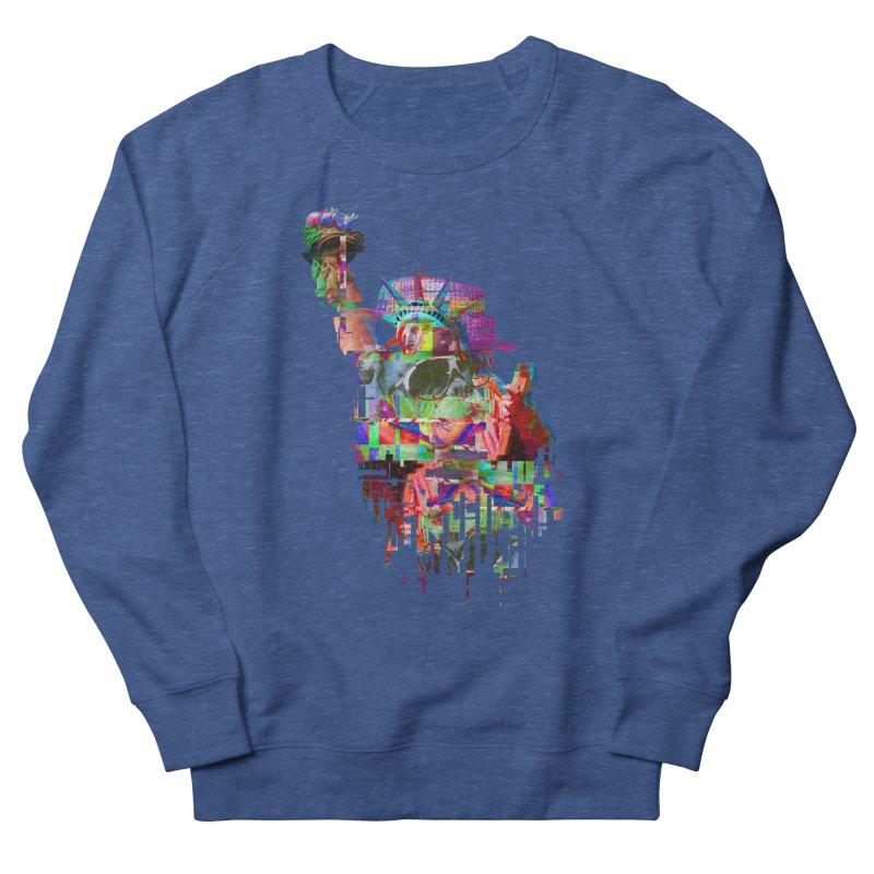 Understanding Liberty Women's Sweatshirt by Gamble's Artist Shop