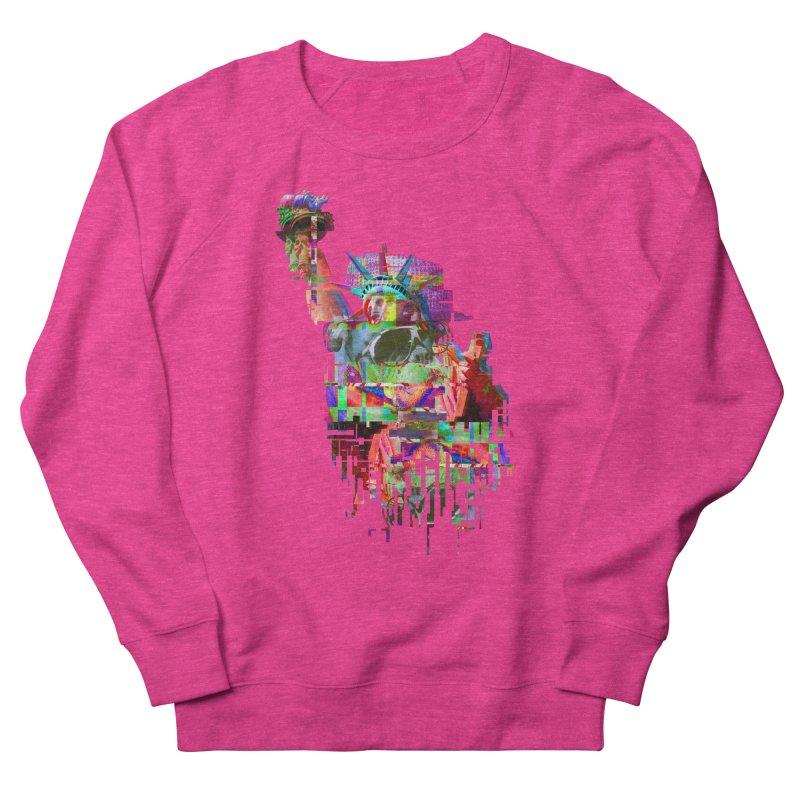 Understanding Liberty Men's Sweatshirt by Gamble's Artist Shop