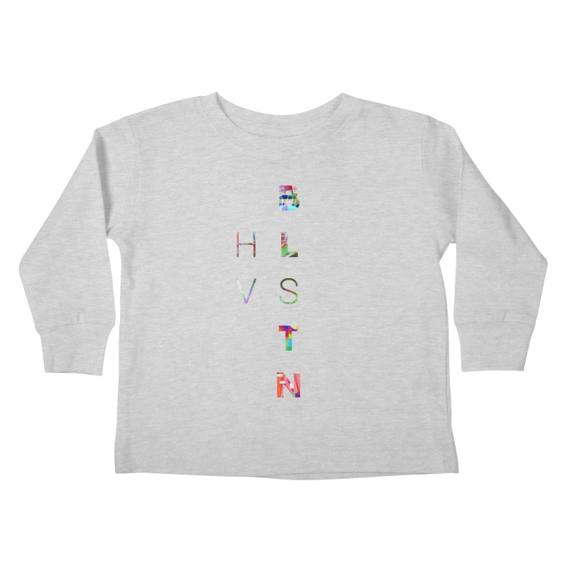 BLSTNHVSMINGLTCH Kids Toddler Longsleeve T-Shirt by Gamble's Artist Shop