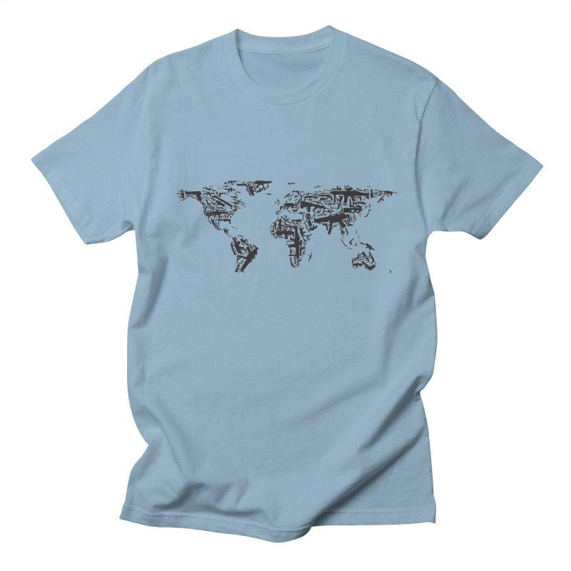 Weapons Wearth Men's T-shirt by Gamble's Artist Shop