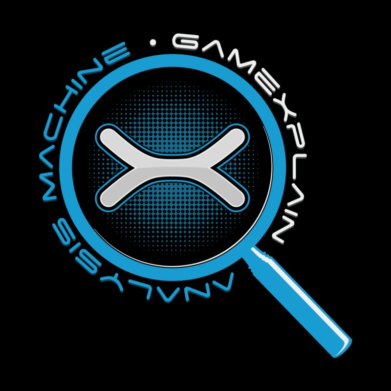 GameXplain Analysis Machine T-shirt by GameXplain's Artist Shop