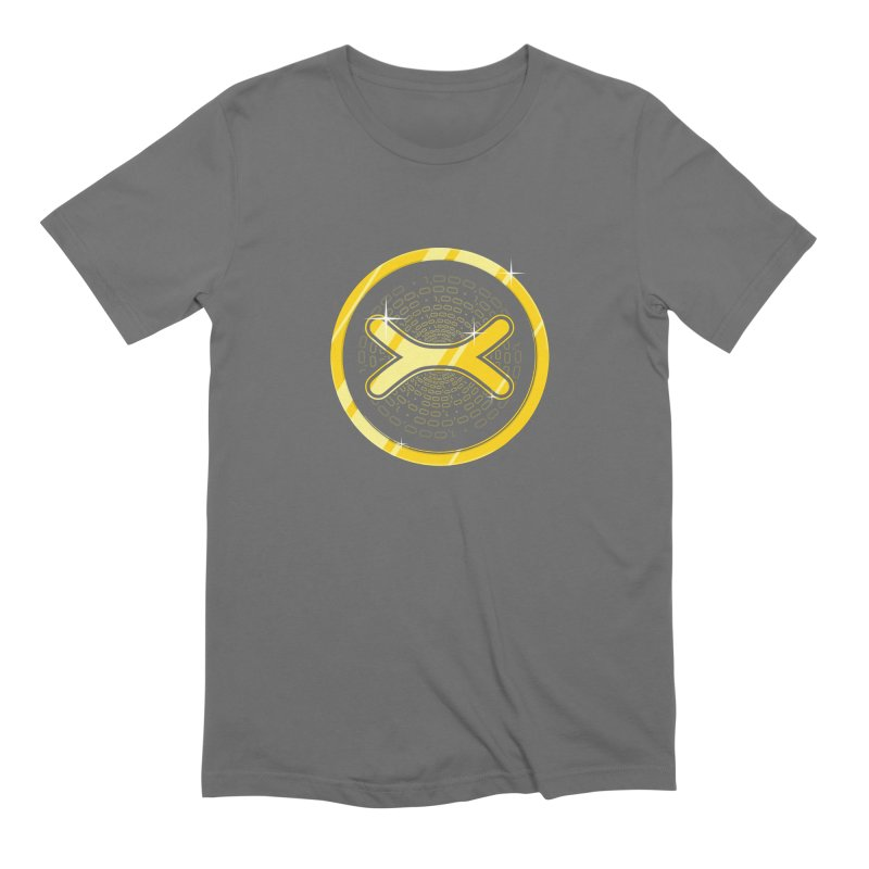 Gold GameXplain Logo - Thanks to One Million Subscribers! Men's Extra Soft T-Shirt by GameXplain's Artist Shop