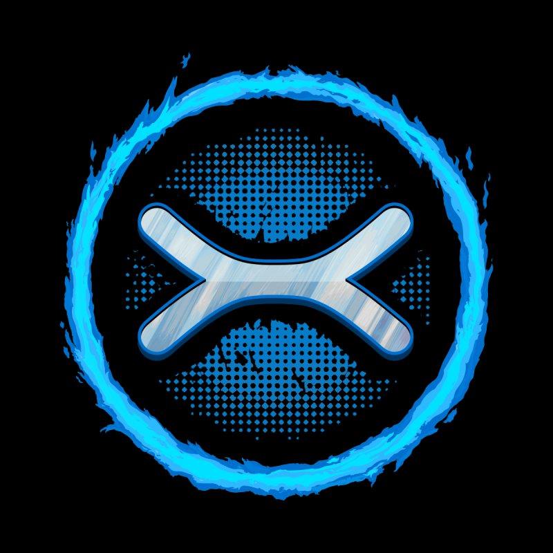GameXplain 2019 Blue Flames Edition by GameXplain's Artist Shop