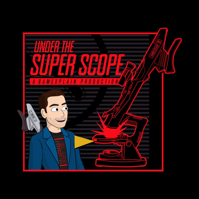Under the Super Scope by GameXplain's Artist Shop