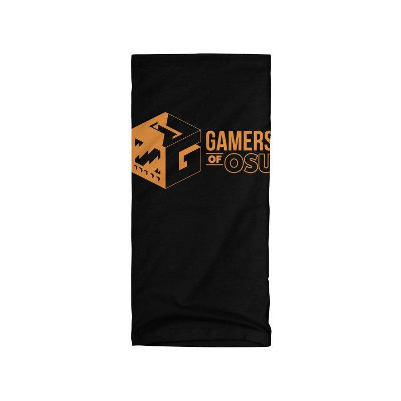 Gamers of OSU (Orange Logo) Accessories Neck Gaiter by GamersOfOSU's Artist Shop